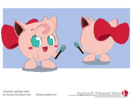 Smash1 Jigglypuff by Dylean