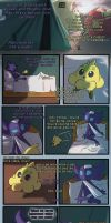 PMD-E: Team Bollocks M6 Page 1 by biscuitcrumbs