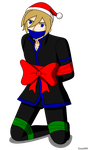 1st Guy of Christmas: Lord Petaris by ernet888