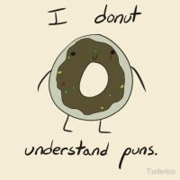 Donut Puns by Toderico