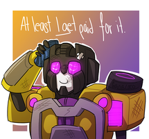 Motivational Swindle by VolverseLoco