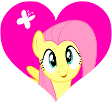 Most Loveable Pony (Fluttershy) by SLB94