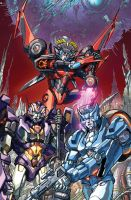 TF MTMTE 26 cover by markerguru