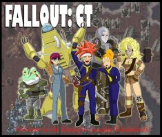 Fallout: CT or Welcome To the Guardia Wastelands by MrJason929