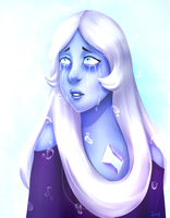 Blue Diamond by Mizukiee