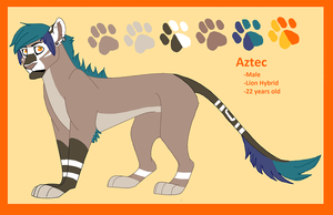2012 Aztec Reference by Mwokozii