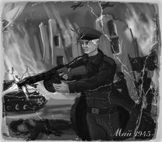 Victory Day by AntonMoscowsky