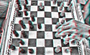 Your Move 3-D conversion by MVRamsey
