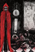 The Red Death by Marmotic