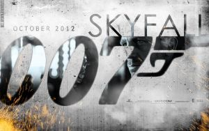 SKYFALL wallpaper by satorifrenzy