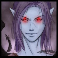 Aion: Asmodian's Male by FreeWingsS
