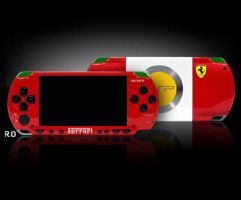 Ferrari PSP by RamseyOfficial