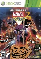 Ultimate Marvel vs Capcom 3 by elSMILE