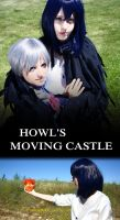 Howl's Moving Castle by sakuritachan92