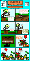 Mario Adventures 16 by Mariobro64