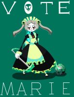 VOTE MARIE by Kuroirozuki