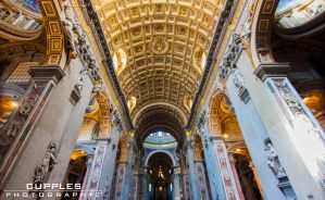 St Peter's Basilica by cupplesey