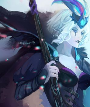 Ravenborn Leblanc by m0queur