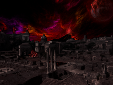 Realm of the Dead Gods by daemon346