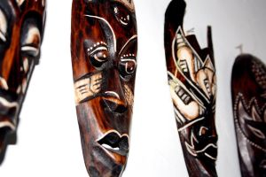 african mask by Jaleesa01