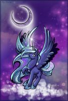 Princess Luna by Tomtu
