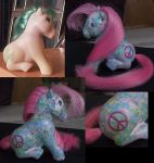 Tye Dye - Custom MLP by hollyann