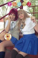 Toradora! - Taiga and Minorin - Friendship by NunnallyLol