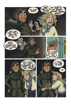 Mias and Elle Chapter1 pg43 by StressedJenny