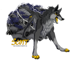 Scott - Feral - GaruryKai by SEMC
