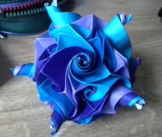 Curler Isocahedron by theultimatepjofan