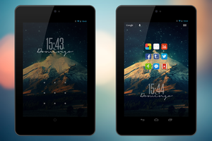 My Nexus 7 - May 2013 by damienNecros