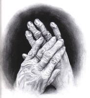 Hands of Old by Draco-McWherter
