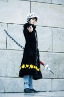 One Piece - Trafalgar Law Cosplay - Shambles by Murdoc-lein
