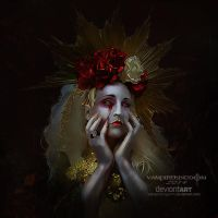 Lilith - Tears of Blood by vampirekingdom