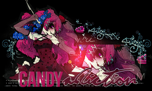 Candy Adiction by AllensitaDeAzulito