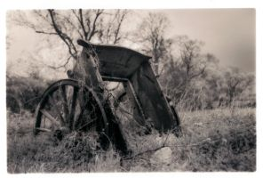 Old Cart by monosolo