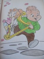 Jack Kidnapping the Golden Harp by Brittany-Psalm28-7