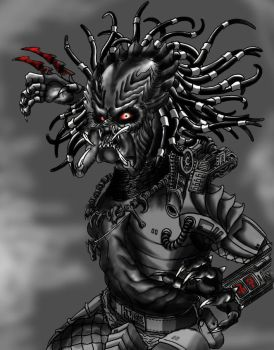 attack charcoal by xenomorphic97