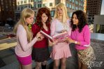 Cold Shiny Hard Plastic - Mean Girls by EveilleCosplay