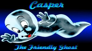 Casper: Happy Halloween by JanetAteHer
