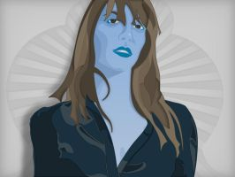 Feist in Lines by william-oak