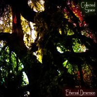 Ethereal Dimension CD cover by Graphica