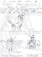 MLP Comic 19 Toy Problems Back In 2011 by Megamink1997