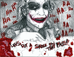 Joker - Smile by Goten0040