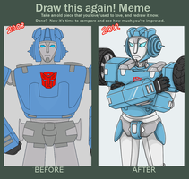 Before and After meme by Rueq