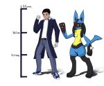 Sam and Aurion basic reference by Twero