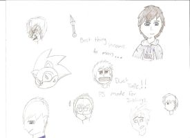 doodling time by T400naruto