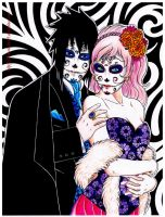 Day of the Dead by DesertRose69