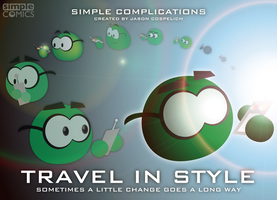 SC: Ch.18 - TRAVEL IN STYLE by simpleCOMICS