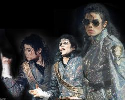 Michael Jackson 8 by DJLAZA